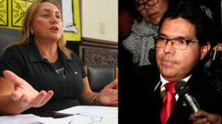 Rosa Núñez reemplazaría a Urtecho de concretarse su desafuero del Congreso