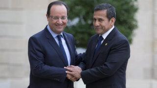 Gana Perú advierte problemas con Francia por cuestionamientos a viaje de Humala