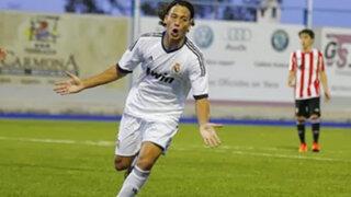 Cristian Benavente continuará en el Real Madrid por cuatro temporadas más