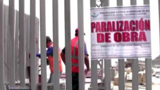Magdalena: desmontan antena de telefonía ilegal que ponía en riesgo a vecinos