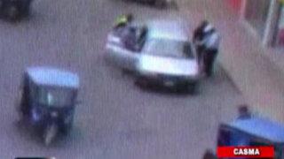 Casma: roban caja municipal y se llevan casi medio millón de soles