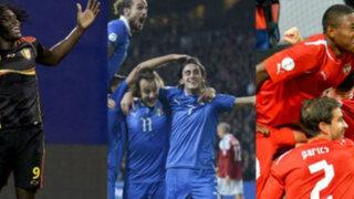 Brasil 2014: Conoce a los 21 clasificados al mundial hasta el momento