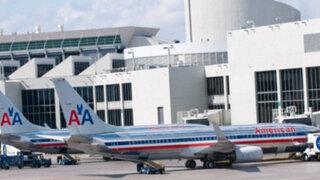 Evacuan de emergencia aeropuerto en Miami por amenaza de bomba