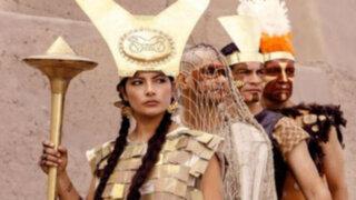 La Dama de Cao: Magaly Solier protagoniza obra teatral sobre cultura Moche