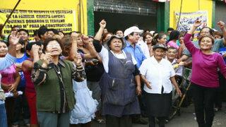 Denuncian que Municipalidad buscó tapar corrupción generando caos en La Parada