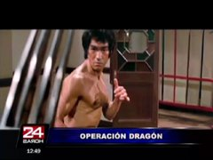 Varios artistas asistieron al avant premiere de la película 'Operación Dragón'