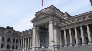 Poder Judicial pidió destitución de 11 jueces por grave inconducta funcional
