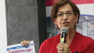 Inician investigación contra Susana Villarán por publicidad indebida