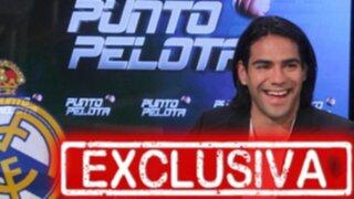 Falcao tendría acuerdo cerrado con Real Madrid para vestirse de blanco el 2014