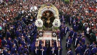 Conoce la ruta de la procesión del Cristo Moreno y los desvíos para hoy