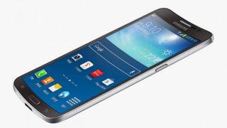 Samsung lanza nuevo smatphone 'Galaxy Round' con pantalla curva
