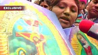 La procesión ambulante: otra cara del mes morado en Lima