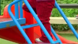 Peligros en los parques: falta de mantenimiento amenaza la vida de niños