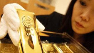 Puno: Incautan once lingotes de oro en Puesto de Control Aduanero