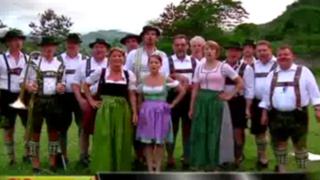 Oktoberfest en Pozuzo: festival alemán de la cerveza al estilo nacional
