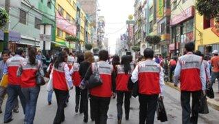 Inspectores de trabajo acatan nueva huelga exigiendo mejoras laborales