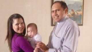 """Exobispo Guillermo Abanto amenaza a la madre de su hija por """"difamarlo"""""""