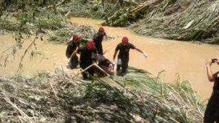 Tingo María: un muerto y cientos de damnificados dejan torrenciales lluvias