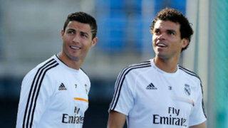 Pepe: Juventus es un grande de Europa y será un partido muy especial