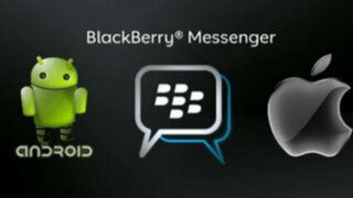BlackBerry Messenger ya está disponible para Android y iPhone