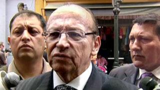 Fiscal Peláez no descarta una petición de extradición para 'Brasil'