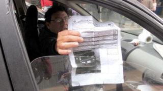 SAT: Choferes con papeletas anuladas podrán cobrar dinero desde el lunes