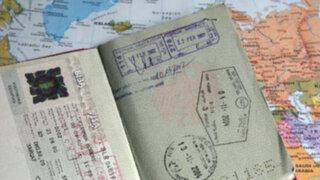Europa aprobó ingreso de peruanos sin visa Schengen