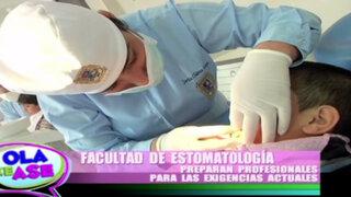 UIGV: Facultad de estomatología prepara profesionales para las exigencias actuales