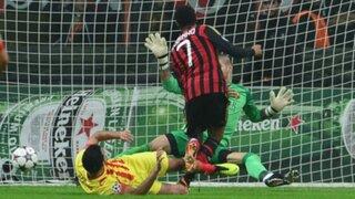 Barcelona solo pudo rescatar un punto de San Siro tras igualar 1-1 con el Milan