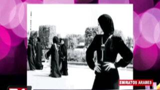 Rihanna es expulsada de una mezquita por tomarse fotos en poses provocadoras