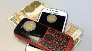 Afirman que dinero electrónico también podrá usarse en celulares comunes