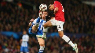 Manchester United derrotó 1-0 a la Real Sociedad en Old Trafford
