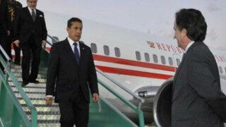 Humala enmienda a Rivas y Jiménez: avión presidencial no está en agenda