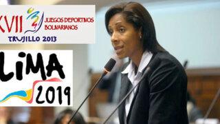 Chihuán: Organización de Bolivarianos es pésima ¿podremos con Panamericanos?