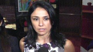 """Noticias de las 6: Nadine Heredia pide """"pasar la página"""" del avión presidencial"""