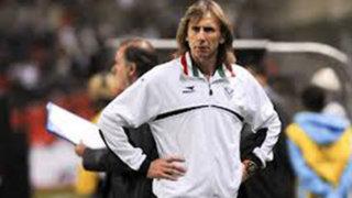 Ricardo Gareca no descarta ser el próximo técnico de la selección peruana