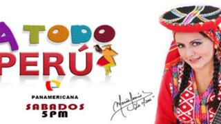Programa 'A Todo Perú' celebra 6 meses al aire con festival 'Leyendas Vivas'