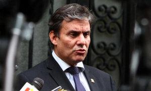 Ministro Figallo: Gobierno no prepara ley para regular la prensa escrita