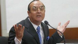 Vladimiro Montesinos será interrogado por Comisión López Meneses