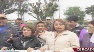 Vecinos critican a premier Jiménez por minimizar violencia en la capital