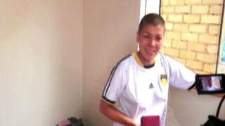 Colombiana es capturada infraganti cuando robaba una vivienda en SJL