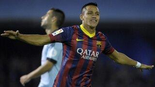Bloque Deportivo: Barcelona goleó 3-0 al Celta de Vigo por la Liga BBVA