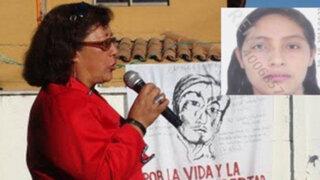 Empleada habría asesinado a madre de Polay Campos para robarle dinero y joyas
