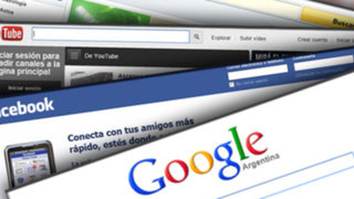 Difunden ranking con las 10 empresas que se han apoderado de Internet