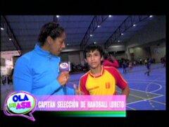 La Capitana nos muestra cómo se prepara la selección loretana de balón mano