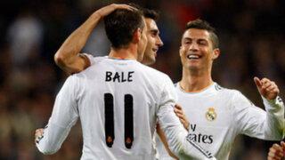 Real Madrid vapuleó 7-3 al Sevilla por la Liga BBVA