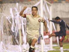 """Diego Guastavino: """"Jamás olvidaré a esa gran hinchada de Universitario"""""""