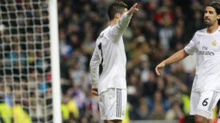 Cristiano Ronaldo dedicó su 'hat-trick' a Joseph Blattler con saludo militar