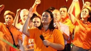 Fuerza Popular aceptó que narcotraficante aportó 41 mil soles a campaña de Keiko
