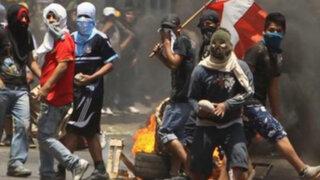 La Parada: cae robando delincuente puesto en libertad por disturbios